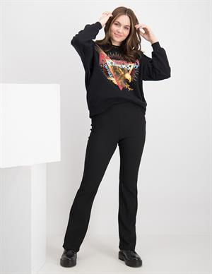 Colourful Rebel Bohemian Riders Dropped Schoulder Sweat 10118