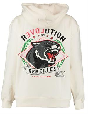 Colourful Rebel Revolution Oversized Hoodie 10036