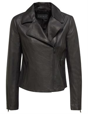 Esprit collection leather jacket 080EO1G321