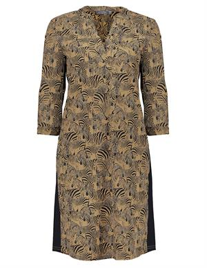 Geisha Dress travel animal print 17123-20