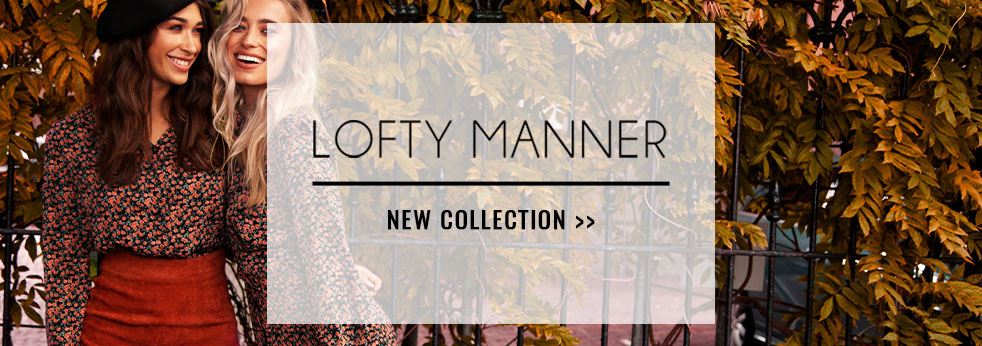 Lofty manner FW20