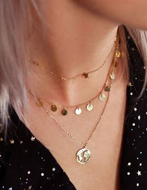My Jewellery Coin Necklace MJ00832