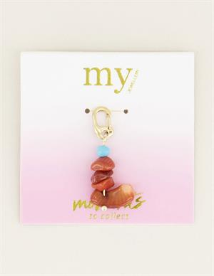 My Jewellery Moments charm red stone MJ03030