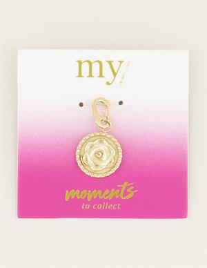 My Jewellery Moments charm rose MJ03048
