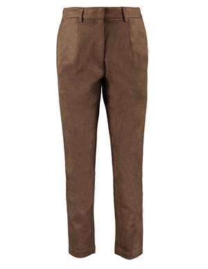 Nakd Tapered Faux Suede Pants Taper 1018-005369-0017-