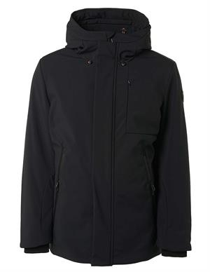 No Excess Jacket Long Fit Hooded Stretch Soft 12630906SN