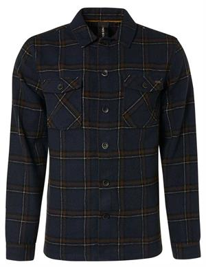 No Excess Overshirt Button Closure Check With 12410912
