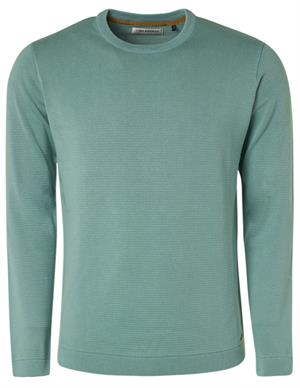 No Excess Pullover Crewneck Relief Garment Dy 11230102