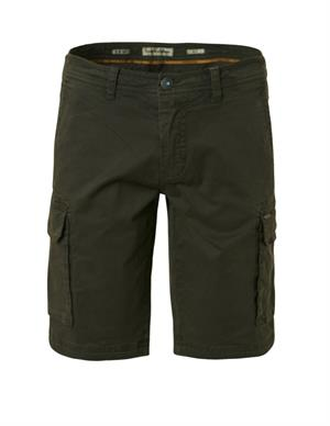 No Excess Short Cargo Garment Dyed Stretch 118190309SN