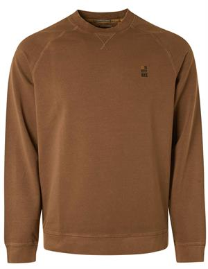 No Excess Sweater Crewneck Stone Washed 12180880