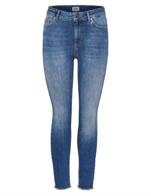 Only onlBLUSH MID ANK RAW JEANS REA1303 15157996