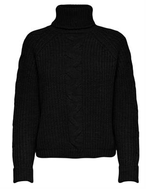 Only ONLDAISY L/S ROLLNECK PULLOVER KNT 15210949
