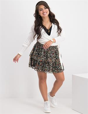 Only ONLERIN LAYERED SKIRT WVN 15201255