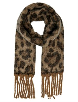Only ONLPOLLY HEAVY BRUSHED SCARF LEO 15183532