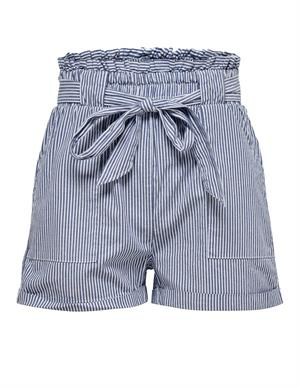 Only ONLSMILLA STRIPE BELT DNM SHORTS NO 15154906