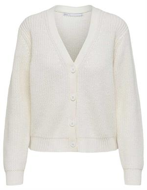 Only ONLSOOKIE MELTON LIFE L/S CAR KNT 15220026