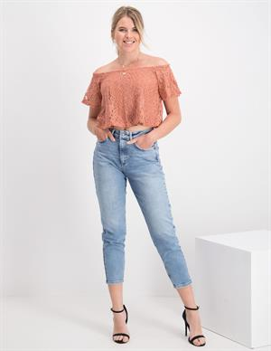 Only ONLVENEDA LIFE MOM JEANS REA7452 15193864