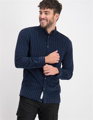 ONLY & SONS ONSEDWARD LS STRIPED CORDUROY SHIRT 22017669