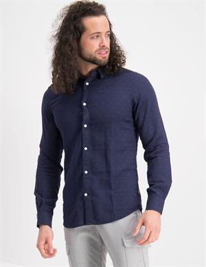 ONLY & SONS ONSELVES LS DITSY AOP SHIRT 22017988