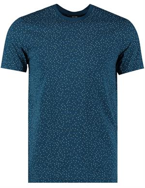 ONLY & SONS ONSJULIUS LIFE REG SS AOP TEE 22017161
