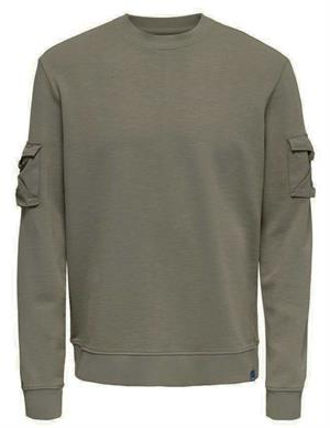ONLY & SONS ONSNINO LIFE SWEAT NF 9096 22019096