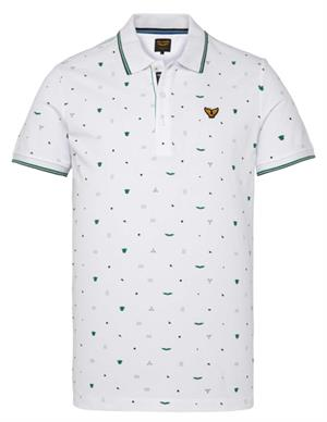 PME Legend Short sleeve polo fine pique all o PPSS211854