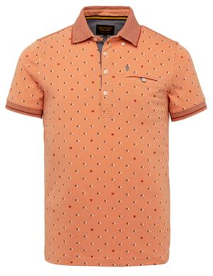 PME Legend Short sleeve polo single jersey al PPSS212862
