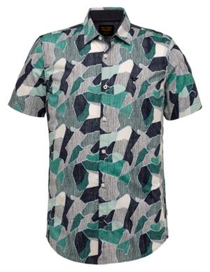 PME Legend Short Sleeve Shirt Poplin with all PSIS203227