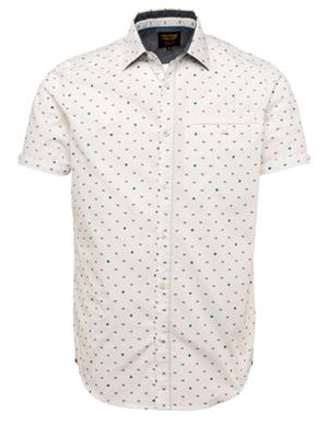 PME Legend Short Sleeve Shirt Poplin with all PSIS212251