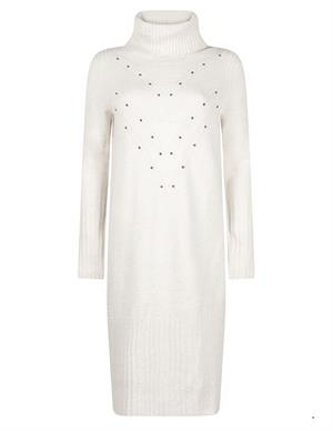 Tramontana Dress Knit Stud Detail Y05-97-501