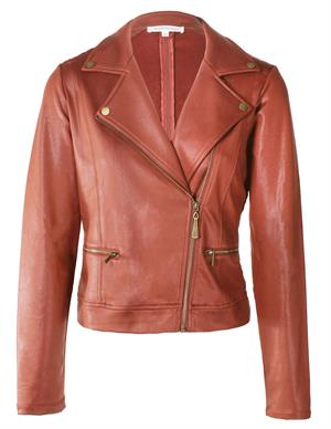 Tramontana Jacket Biker Coated Sweat Q27-98-801