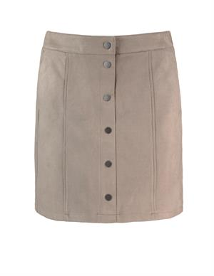 Vero moda VMDONNARAY FAUXSUEDE SHORT SKIRT NO 10222756