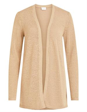 Vila VISINOA L/S OPEN KNIT CARDIGAN - NO 14059412