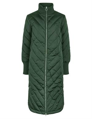 Y.A.S. YASABIRA LONG DOWN COAT S. 26020100