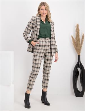 Y.A.S. YASSTORY HW CROPPED PANT 26020253